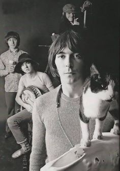 The Small Faces with a friend