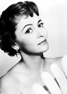 Olivia de Havilland, 1956