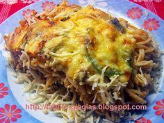 Μακαρονάδα φούρνου - από «Τα φαγητά της γιαγιάς»