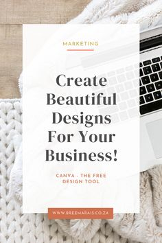 Canva has an array of design templates ready for you to pop in your copy, edit your brand colours and upload your pics. No need to stress about coughing up money for an expensive designer - you can now do it yourself and create graphics for your website, social pages, presentation, gift card... you name it. Follow the link and find out more about Canva design templates for your business. Business Branding, Design Templates, Tool Design, Free Design, Presentation, About Me Blog, Stress, Colours, Graphics