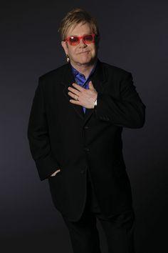 Sir Elton John el 20 de julio de 2013 en la 13ª edición del Cap Roig Festival. // Sir Elton John el 20 de juliol del 2013 a la 13ena edició del Cap Roig Festival.