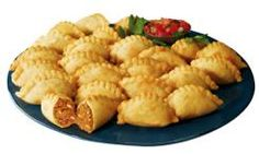 Empanadas - you can stuff them with ANYTHING !