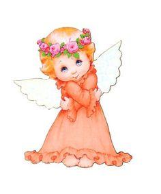 Angel, $3.00, Angel fridge magnet. Catalog of St. Elisabeth Convent. #CatalogOfGoodDeed #handmade #buy #order #orthodox #Christianity #gift #present #angel