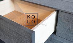 Das KOLO_eine Möbelserie von Lückenfüller.design aus Wien. Company Logo, Tech Companies, Projects, Design, Log Projects, Blue Prints