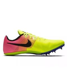 09a64da66f2e Buy Nike Zoom Rival S 8 Track Shoes Sprint Spikes Pink volt 806558-999  Women s Sz 9 online