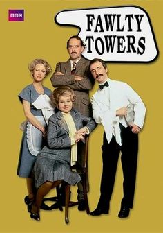 FAWLTY TOWERS!!!!!!!!! BBC.