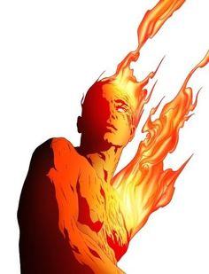Human Torch (Johnny Storm)