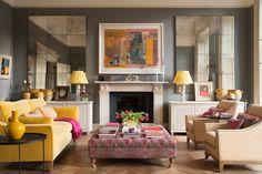 Sitting room by Jessica Buckley Interiors (photo: Zac + Zac)