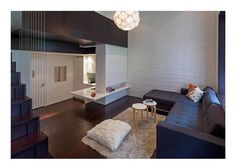 Foto di soggiorno in stile in stile moderno di specht architects   homify