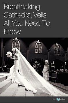 All you need to know about wedding veils Veil Diy, Diy Wedding Veil, Magical