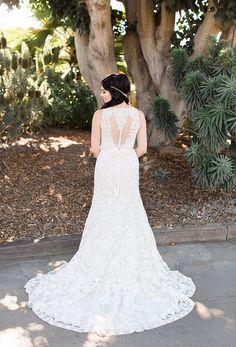 Real Bride Olivia Eddy K EK1071