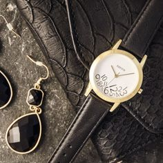 The What Time? watch by Rakani, have fun and look good doing it.