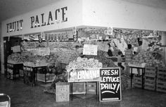 c.1970. North Rockhampton. Fruit Palace, Northside Plaza. | by Love in a little black diary