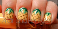 Pineapples! So cute for the summer