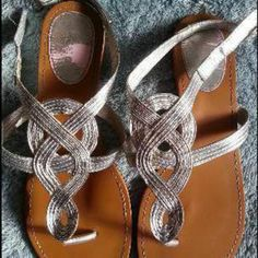 Shop my closet on @ TrendTrunk.com. I'm selling my Sandals Flats. Only $14.30