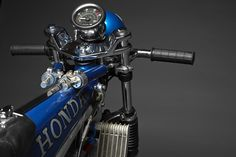 DavmoMoto Honda CT117
