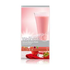 Natural Balance Shake natural strawberry Waiting their coming to Indonesia. Omega 3, Oriflame Cosmetics, Science And Nature, Glass Of Milk, Sweden, Health And Beauty, Strawberry, Wellness, Snacks