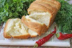 Печем дома уникальный итальянский хлеб со сливочным маслом. Идеально для бутербродов и тостов!