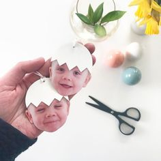Do It Yourself Discover Ideas Bunny Crafts, Easter Crafts For Kids, Diy For Kids, Easter Party, Easter Gift, Happy Easter, Diy And Crafts, Arts And Crafts, Diy Ostern