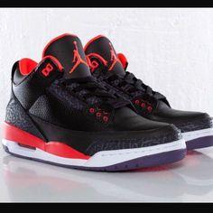 Jordan Crimson 3'S