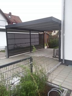 That's why you should order your carport on carportking.de #stahlcarport #carport Stahl #metallcarport #steelcarport #designcarport #carportking