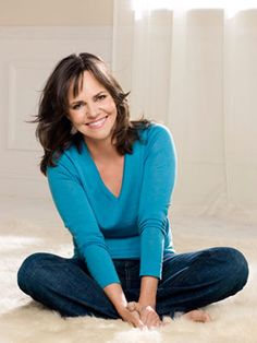 Sally Field, love her. Any one old enough to remember the flying nun??