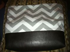 Shannon can make this fold over bag for you! If interested, inquire here. Many different fabrics to choose from. $30