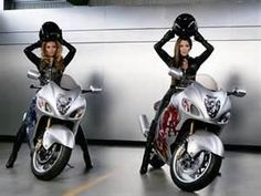 girls on motorcycles - Search