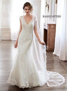 Order your authentic Maggie Sottero gown at Bridal Manor Pretoria…
