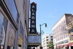 Alabama Theatre in Birmingham. So pretty inside. Saw the comedian David Dunham there a few years ago.