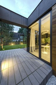 This House has been Designed to Provide Privacy Despite Being Open to the Outside
