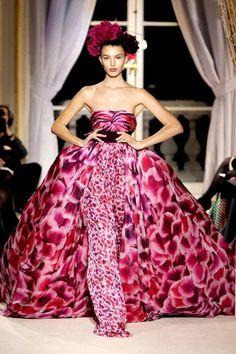 Giambattista Valli Haute Couture SS 2012