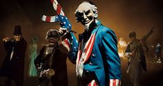 """Horror Town USA: 6/29 Clip 2 For """"The Purge: Election Year"""":"""
