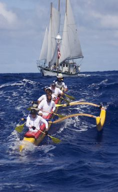 outrigger canoe #Hawaii