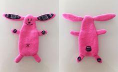 il coniglio fatto per Beatrice, nipotina di un'amica