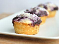 Mel's Kitchen Cafe | The Best Blueberry Muffins