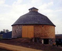 Round Barn - St Croix Co WI