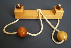 two ball puzzle