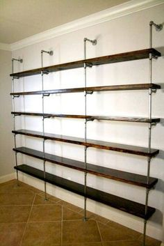 These shelves are id