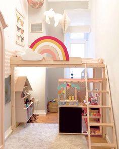 Diy Kids Room, Kids Room Design, Dorm Design, Design Bedroom, Interior Design, Childrens Room Decor, Big Girl Rooms, Kid Spaces, Kidsroom