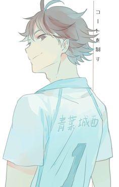Oikawa Tooru | Haikyuu