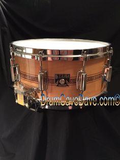 Vintage 1966 Ludwig Supraphonic 5x14 Quot Lm400 Snare Drum