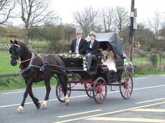 Travel in style with Bridal Carriages