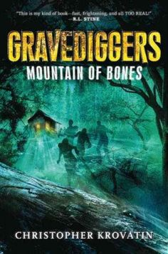Harper Collins Mountain of Bones