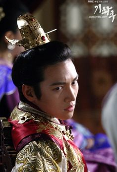 Ji Chang Wook as Emperor # drama Empress Ki