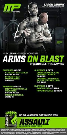 Arm Workout | Posted By: AdvancedWeightLossTips.com