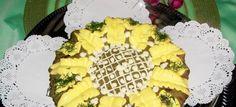 slaný dort z vepřových jater