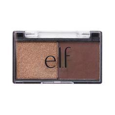 e.l.f. Best Friend Eyeshadow Duo Bestie Brown - .11oz