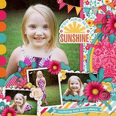 You Are My Sunshine - Scrapbook.com