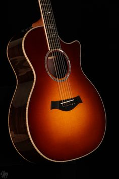 Taylor 814ce - ein Traum in Tobacco Sunburst!!! WANT!MUSTHAVE!CAN'TLIVEWITHOUT!!!